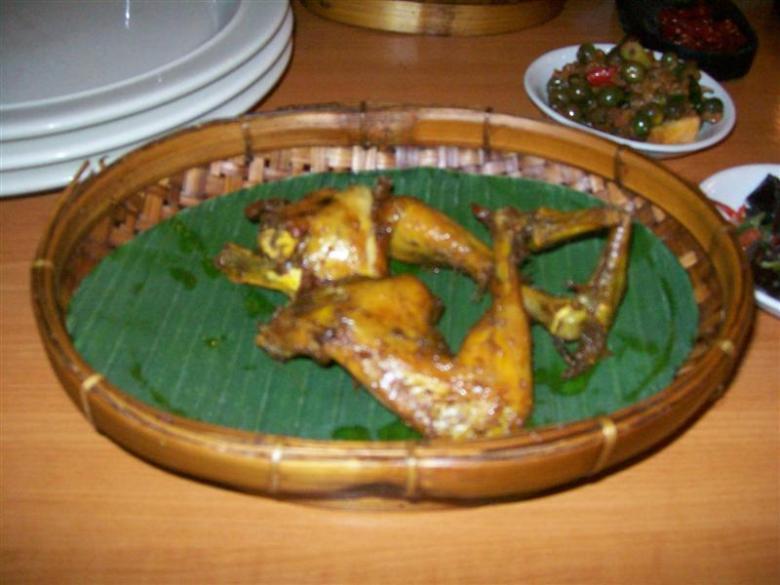 ayam bumbu desa