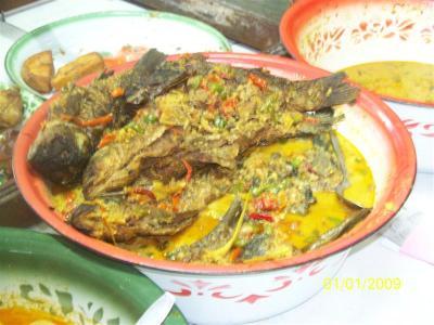 mangut-ikan