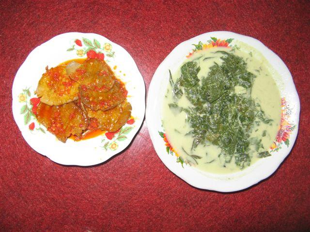 sambal-jengkol-dan-pucuk-ubi