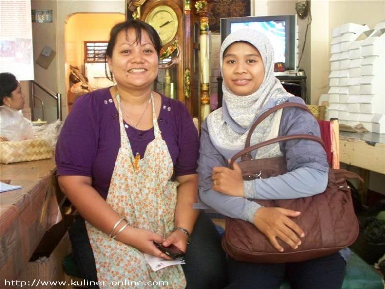 Ibuke Afa dan Ibuke Keiza