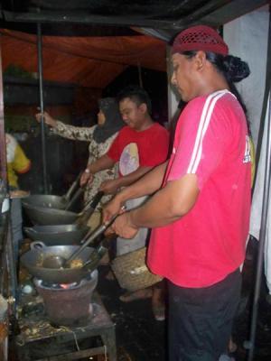 memasak