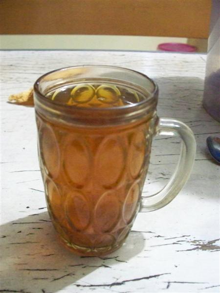 teh gula batu